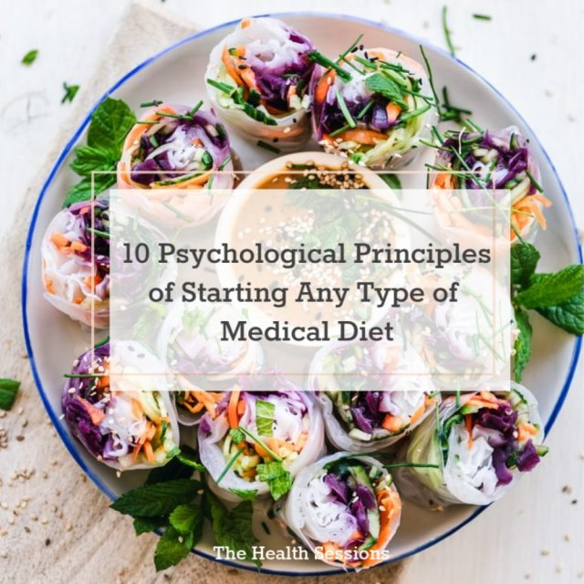 How to Start Any Kind of Medical Diet | The Health Sessions
