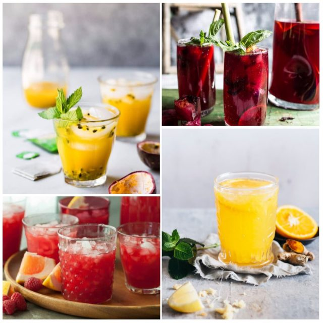 10 Healthy Homemade Iced Teas for Hot Days | The Health Sessions