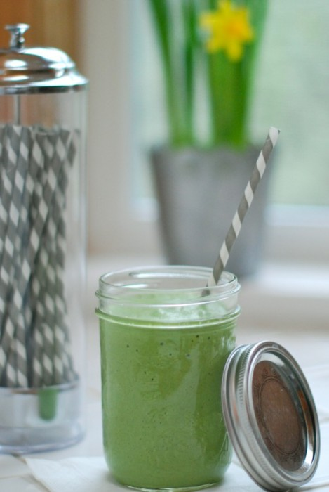 Alkaline Green Smoothie | Balanced Diet