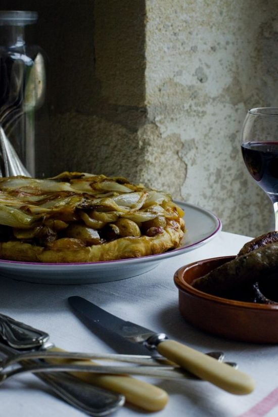 Your Favourite Fall Produce: Autumnal Vegetable Tarte Tatin from Manger | The Health Sessions
