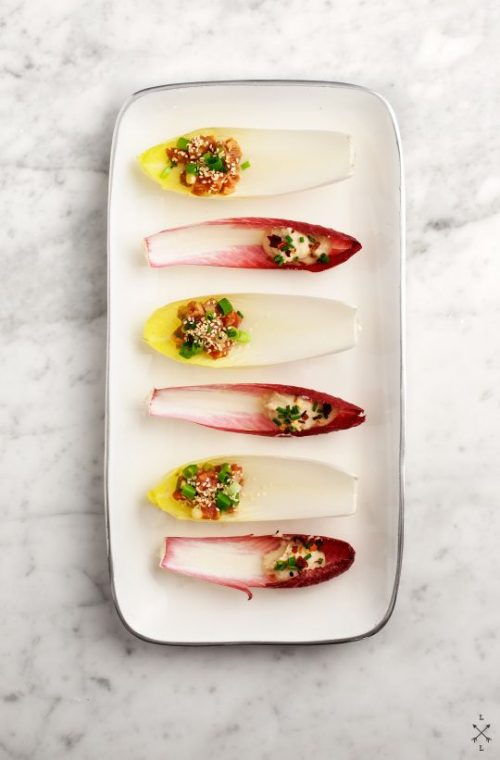 Healthy Party Food: Endive Appetizers from Love and Lemons | The Health Sessions