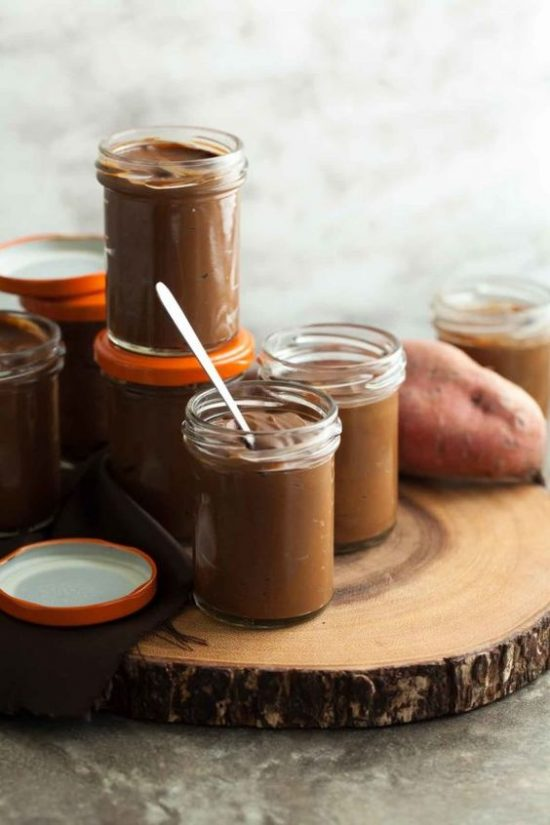 Healthy Chocolate Recipes: Chocolate Sweet Potato Pudding from Gourmande in the Kitchen   The Health Sessions