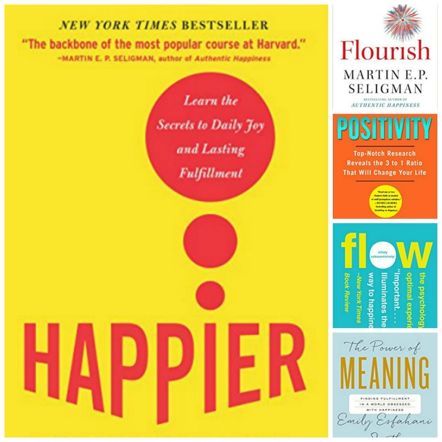5 Positive Psychology Books for a Happy, Fulfilling Life | The Health Sessions