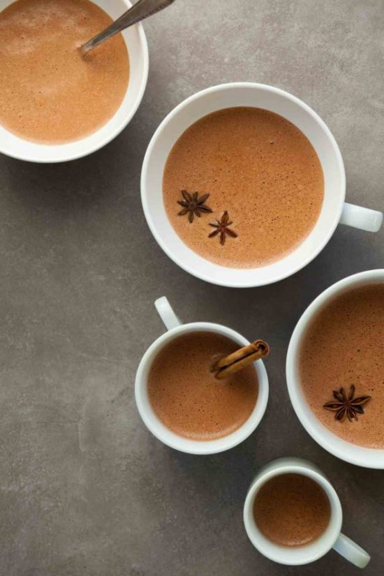 10 Health-Boosting Hot Drinks: Chinese 5-spice Hot Chocolate from Gourmande in the Kitchen | The Health Sessions