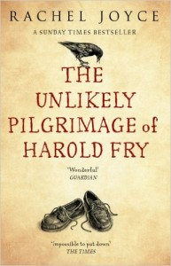 Bibliotherapy: Feel Good Books | The Unlikely Pilgrimage of Harold Fry