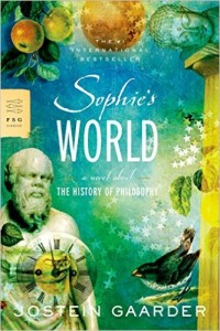 Bibliotherapy: Books with Meaning   Sophie's World