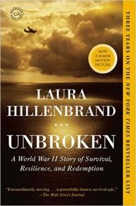 Bibliotherapy: Motivational Memoirs | Unbroken