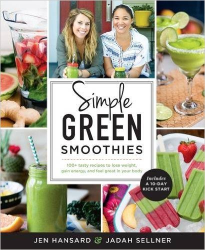 10 Must-Have Cookbooks for Healthy Food Lovers: Simple Green Smoothies | The Health Sessions