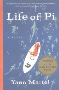 Bibliotherapy: Transformational Books | Life of Pi
