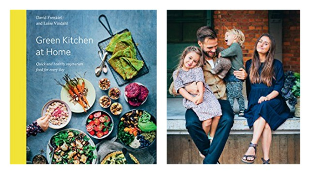 7 Healthy Cookbooks You Need in Your Kitchen (Now): Green Kitchen at Home by David Frenkiel & Luise Vindahl | The Health Sessions