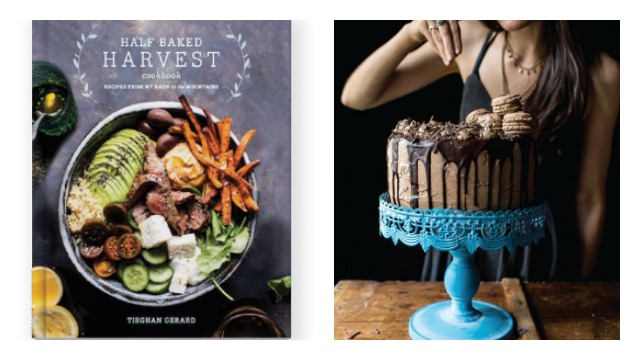 7 Healthy Cookbooks You Need in Your Kitchen (Now): Half Baked Harvest Cookbook by Tieghan Gerard | The Health Sessions