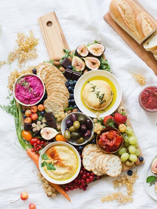 Vibrant Veggie Platters: Epic Vegan 'Cheese Platter' with 3 Spreads from The Healthy Hour | The Health Sessions