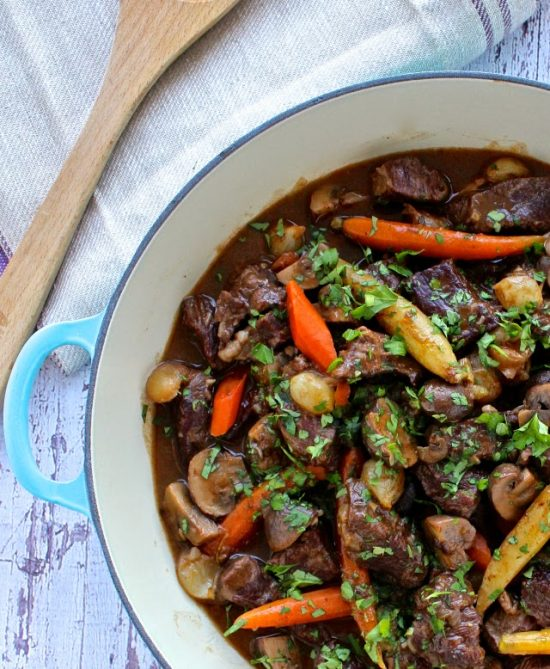 One Pot Dinners: Sunday Beef Stew from The Foodie Physician | The Health Sessions