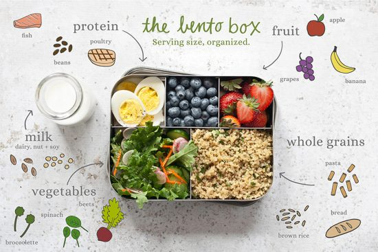 Healthy Work Lunches: The Most Helpful Lunch Box Ever from Earthbound Farm | The Health Sessions