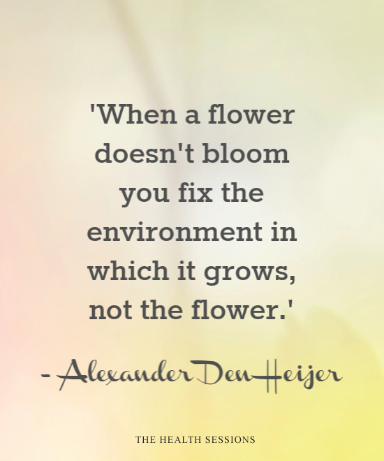 12 Flourishing Quotes to Help You Bloom Where You Are Planted | The Health Sessions