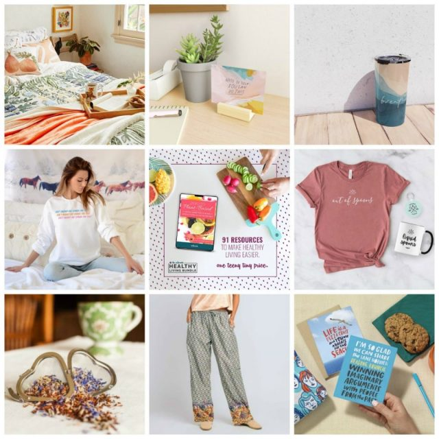 20 Cute Care Package Ideas from Small Businesses | The Health Sessions