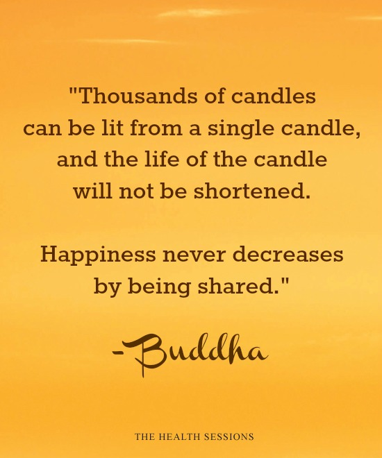 Compassion Quotes: Buddha | The Health Sessions