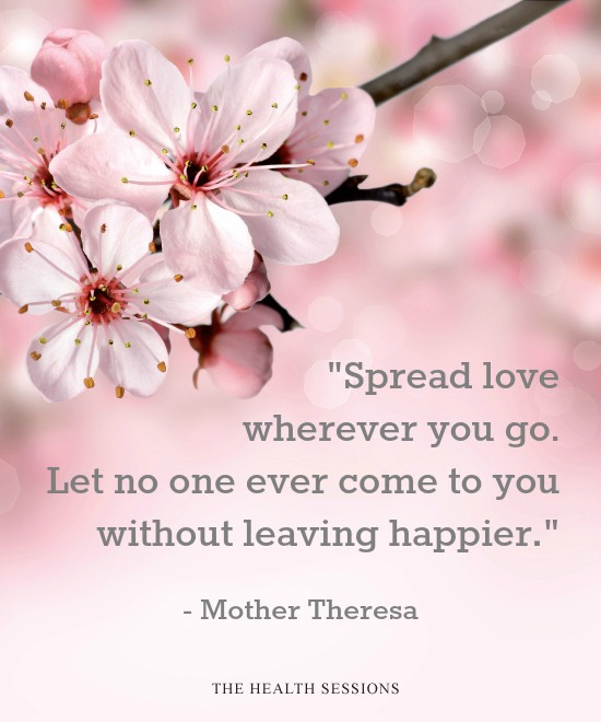 Compassion Quotes: Mother Theresa | The Health Sessions