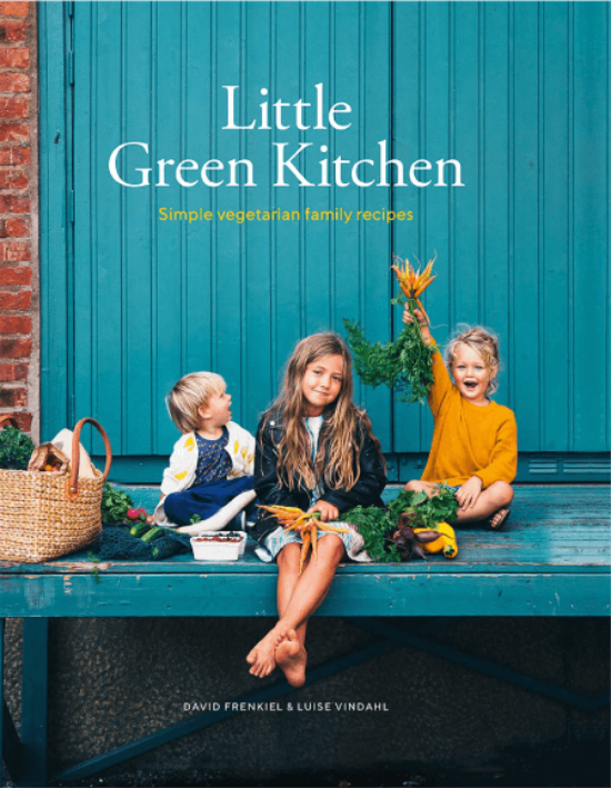 7 Cookbooks to Kickstart Your Healthy Lifestyle: Little Green Kitchen from David Frenkiel and Luise Vindahl | The Health Sessions