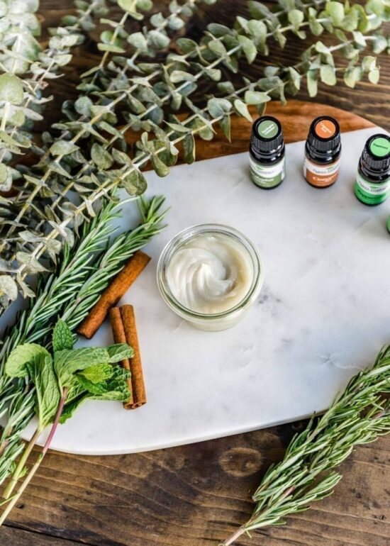 DIY Natural Remedies: Homemade Vapor Rub with Essential Oils by Simple Green Smoothies | The Health Sessions