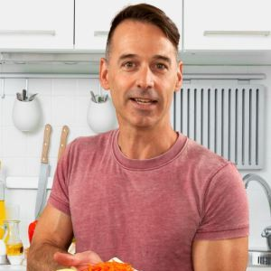 Darren Stehle | Best Healthy Eating Tips from the Worlds Favourite Food Bloggers