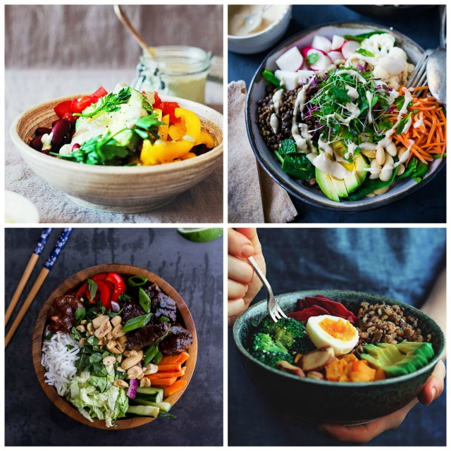 10 Delicious Dinners in a Bowl | The Health Sessions