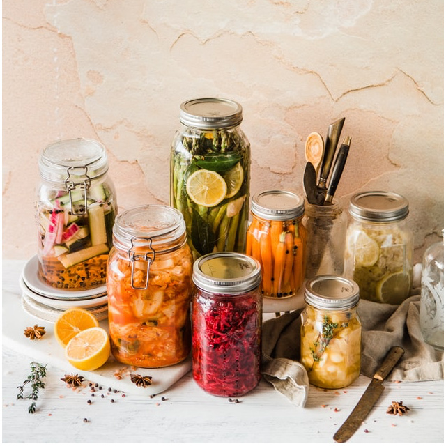 12 Ideas to Eat More Fermented Foods for a Healthy Gut | The Health Sessions