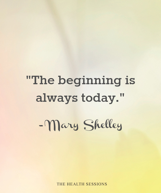 19 Fresh Start Quotes for a New Beginning | The Health Sessions