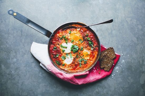 10 Healthy Egg Breakfasts: Shakshuka on a Budget from Green Kitchen Stories   The Health Sessions