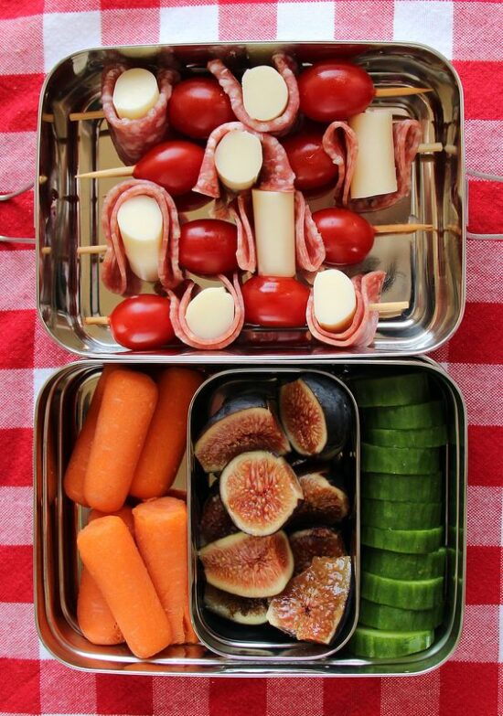 Gluten-Free Lunchbox: Pizza Party Lunch Box from Martha Stewart | The Health Sessions