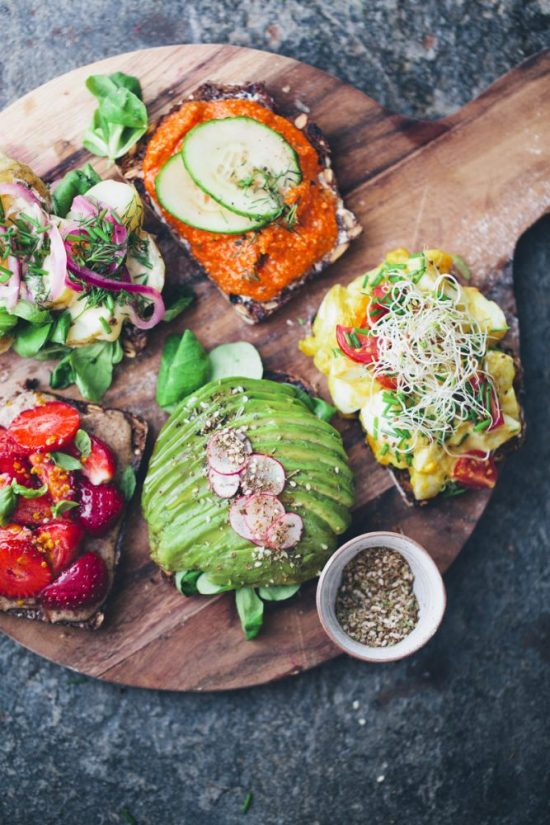 The Goodness of Grains: Open-Faced Rye Sandwiches from Green Kitchen Stories | The Health Sessions