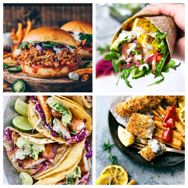 15 x Healthier Fast Food for All Your Weekend Cravings | The Health Sessions
