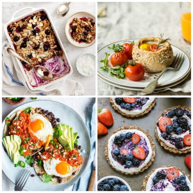 15 Healthy Brunch Recipes to Make This Weekend | The Health Sessions
