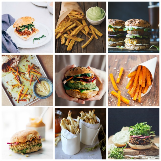 19 Healthy Burgers & Fries for BBQ Season | The Health Sessions