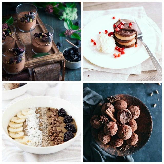 Sweet Seduction: 14 Healthy Chocolate Recipes | The Health Sessions