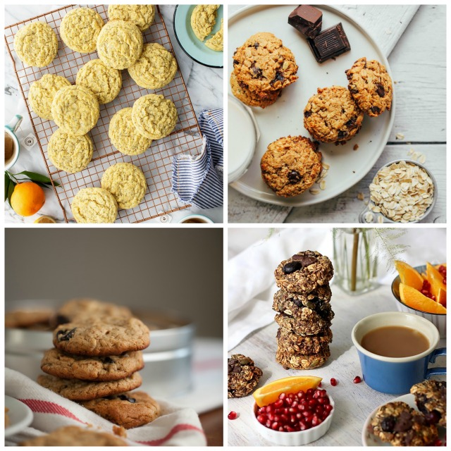 Cookie Monsters Unite: 11 Healthy Cookies for Every Food Style | The Health Sessions
