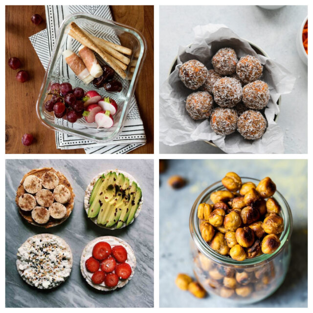 11 Healthy Snacks to Beat the Midday Slump | The Health Sessions