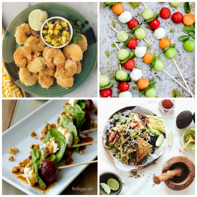 Healthy Party Food: 16 Savoury And Sweet Bites