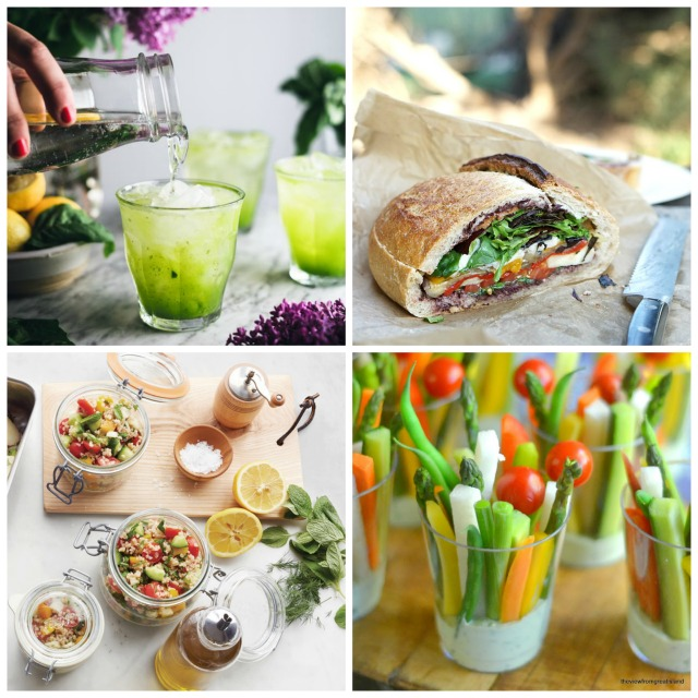 14 Fresh Recipes for a Healthy Picnic | The Health Sessions