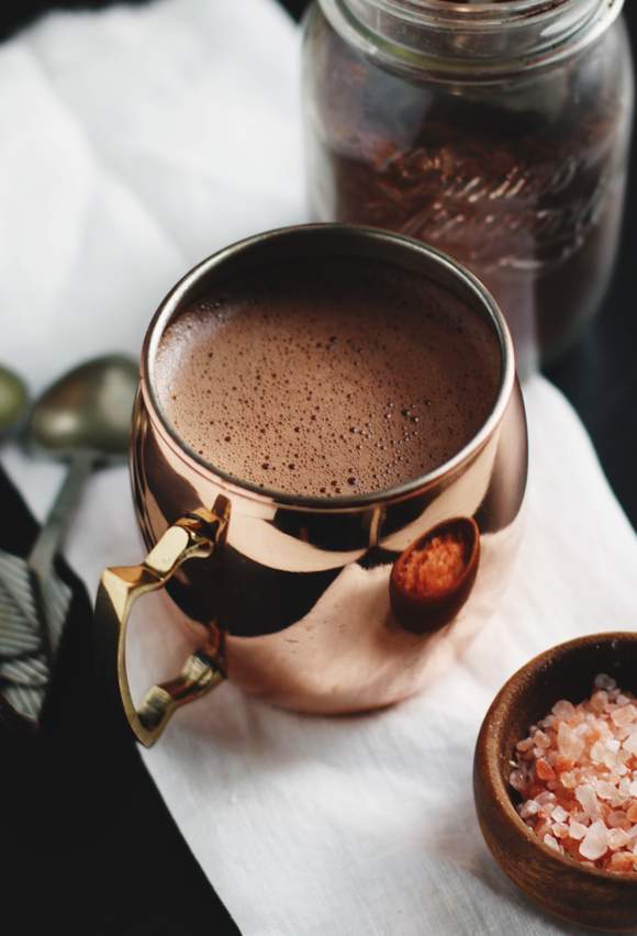 Hot and Healing Drinks: Superfood Hot Cocoa Mix from Free People Blog | The Health Sessions