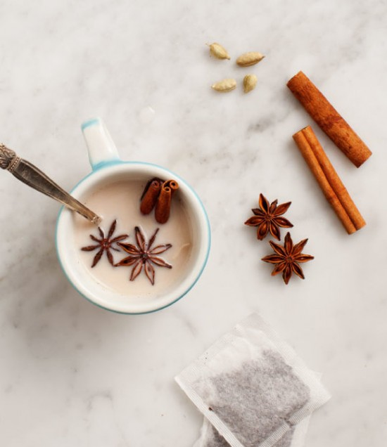 Hot & Healing Drinks: Almond Milk Chai Latte from Love and Lemons | The Health Sessions