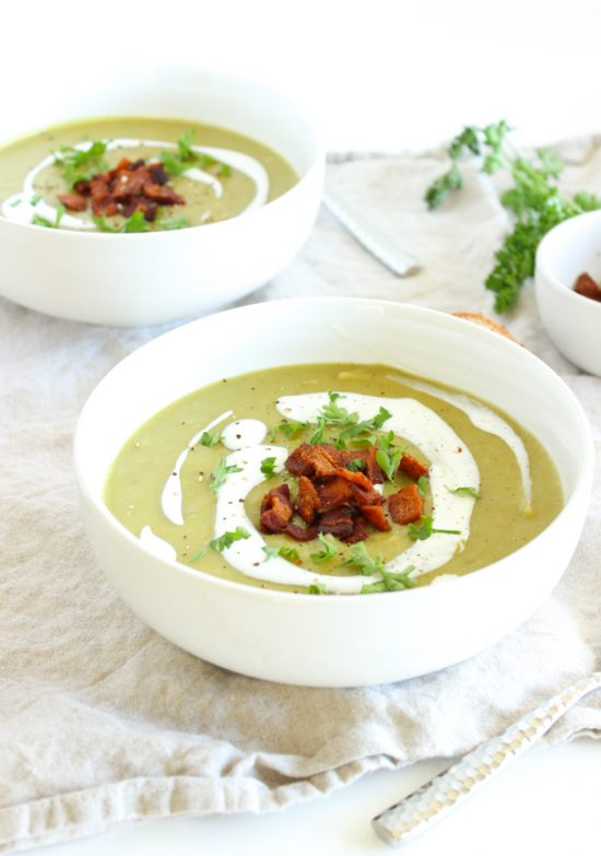 9 Meal-Worthy Soups: Potato Split Pea Soup from Lively Table | The Health Sessions