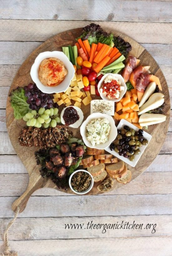 Vibrant Veggie Platters: The Ultimate Mediterranean Appetizer Platter from The Organic Kitchen | The Health Sessions
