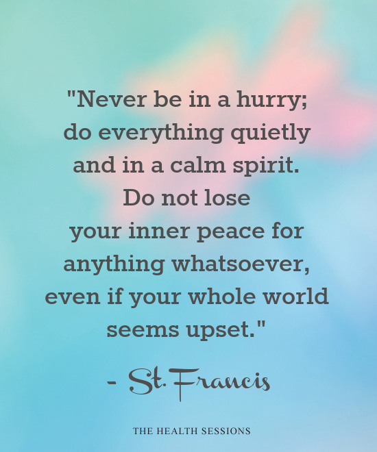 12 Inner Peace Quotes to Find Calm in the Chaos | The Health Sessions