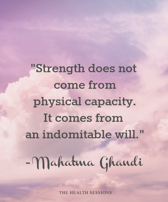 16 Inner Strength Quotes That'll Unleash the Power Within You | The Health Sessions