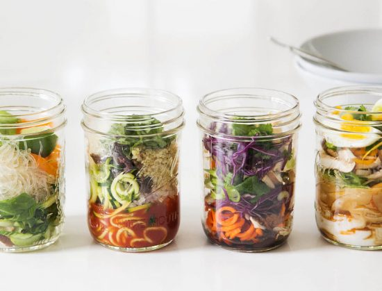 Healthy Work Lunches: Ingenious Noodle Pots from Hemsley + Hemsley (via GOOP) | The Health Sessions