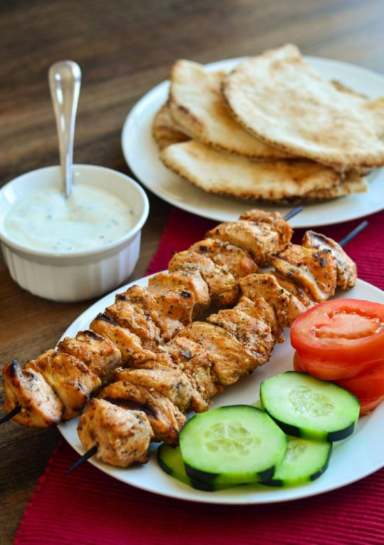 Spice Up Your Health: Lebanese Shish Taouk from The Spice Kits Recipes | The Health Sessions