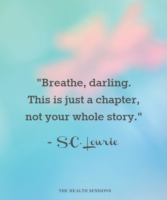 14 Life Story Quotes to Help You Rock Your Next Chapter | The Health Sessions