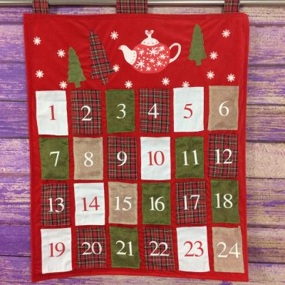 PlumDeluxe Tea Advent Calendar