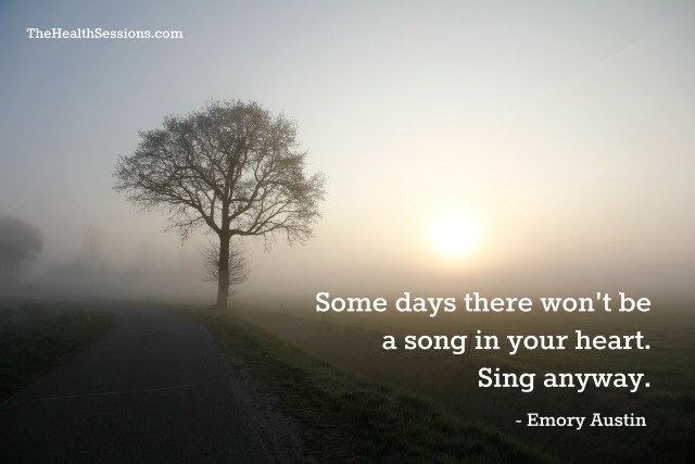 The One Month Tune-Up Update: How Does Singing Every Day Affect Our Health and Happiness?